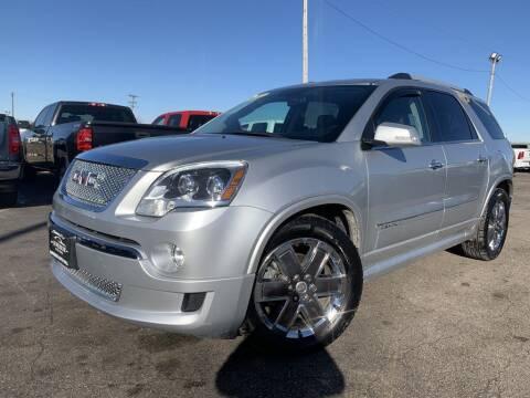 2011 GMC Acadia for sale at Superior Auto Mall of Chenoa in Chenoa IL