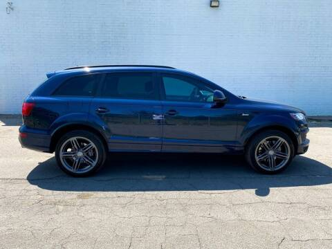 2015 Audi Q7 for sale at Smart Chevrolet in Madison NC