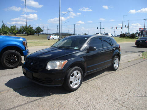 2010 Dodge Caliber for sale at BUZZZ MOTORS in Moore OK