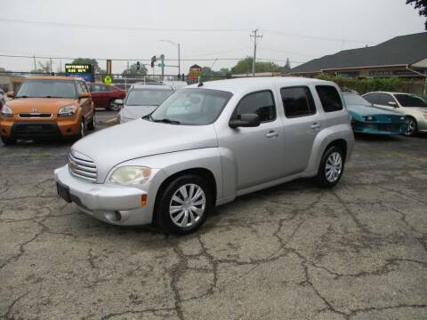 2010 Chevrolet HHR for sale at RJ Motors in Plano IL