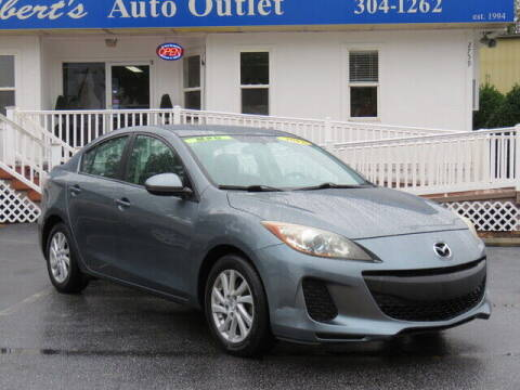 2012 Mazda MAZDA3 for sale at Colbert's Auto Outlet in Hickory NC