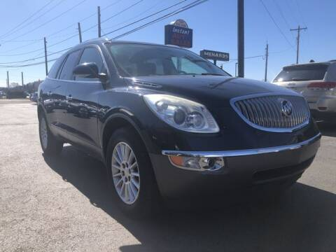 2011 Buick Enclave for sale at Instant Auto Sales in Chillicothe OH