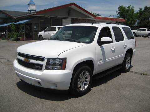 2013 Chevrolet Tahoe for sale at Import Auto Connection in Nashville TN