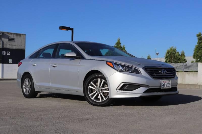 2017 Hyundai Sonata for sale at La Familia Auto Sales in San Jose CA