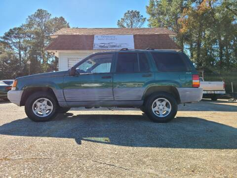 1998 Jeep Grand Cherokee for sale at St. Tammany Auto Brokers in Slidell LA
