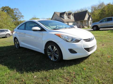 2014 Hyundai Elantra Coupe for sale at Star Automotors in Odessa DE