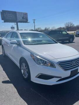 2016 Hyundai Sonata for sale at Bam Auto Sales in Azle TX