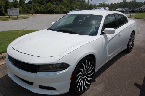 2018 Dodge Charger for sale at Modern Motors - Thomasville INC in Thomasville NC