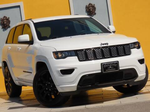 2018 Jeep Grand Cherokee for sale at Paradise Motor Sports LLC in Lexington KY
