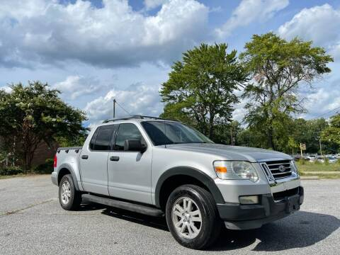 2010 Ford Explorer Sport Trac for sale at RoadLink Auto Sales in Greensboro NC