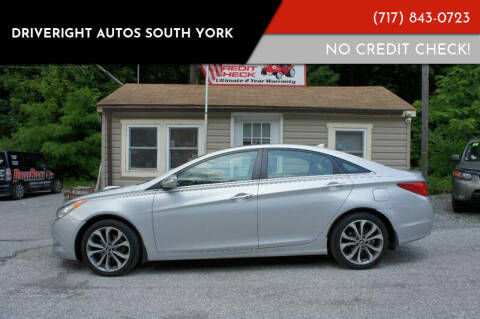 2013 Hyundai Sonata for sale at DriveRight Autos South York in York PA