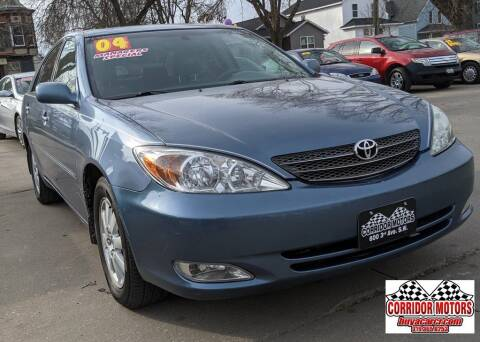 2004 Toyota Camry for sale at Corridor Motors in Cedar Rapids IA