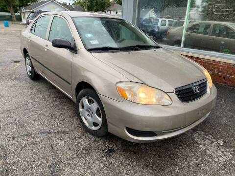 2005 Toyota Corolla for sale at CARLUX in Fortville IN