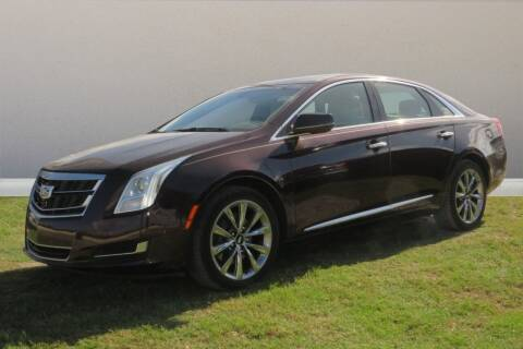 2017 Cadillac XTS for sale at Ron Carter  Clear Lake Used Cars in Houston TX