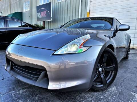 2009 Nissan 370Z for sale at Haus of Imports in Lemont IL