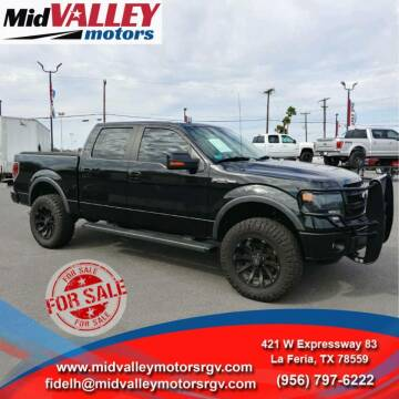 2014 Ford F-150 for sale at Mid Valley Motors in La Feria TX