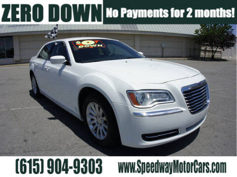 2014 Chrysler 300 for sale at Speedway Motors in Murfreesboro TN