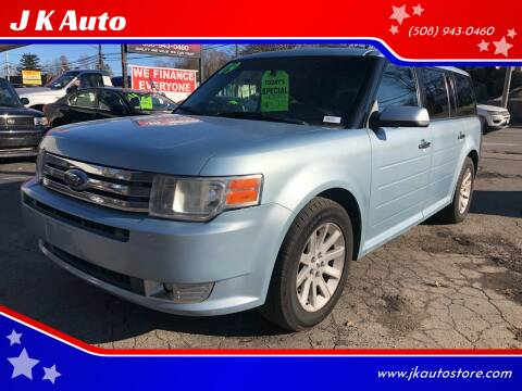 2009 Ford Flex for sale at Webster Auto Sales in Webster MA