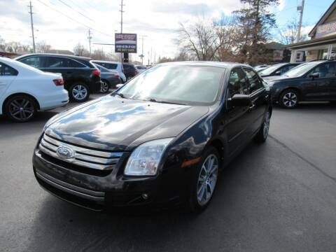 2009 Ford Fusion for sale at Lake County Auto Sales in Painesville OH