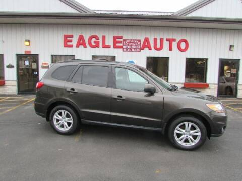 2011 Hyundai Santa Fe for sale at Eagle Auto Center in Seneca Falls NY