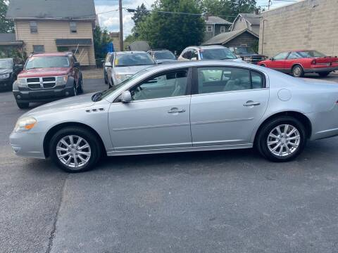 2011 Buick Lucerne for sale at E & A Auto Sales in Warren OH