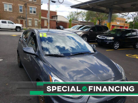 2012 Hyundai Accent for sale at VALLEY IMPORTS LLC in Cincinnati OH