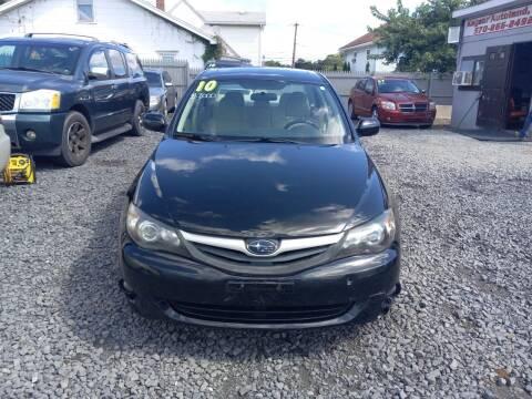 2010 Subaru Impreza for sale at Keyser Autoland llc in Scranton PA