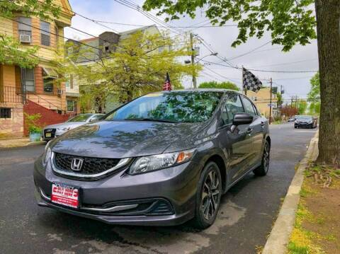 2015 Honda Civic for sale at Buy Here Pay Here Auto Sales in Newark NJ