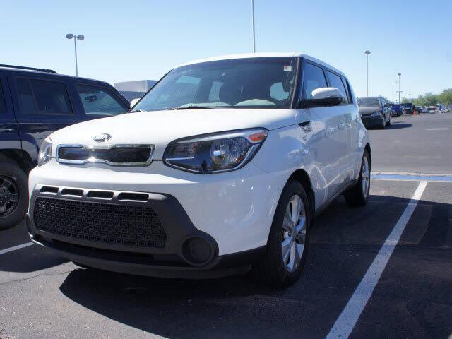 2014 Kia Soul for sale at CarFinancer.com in Peoria AZ