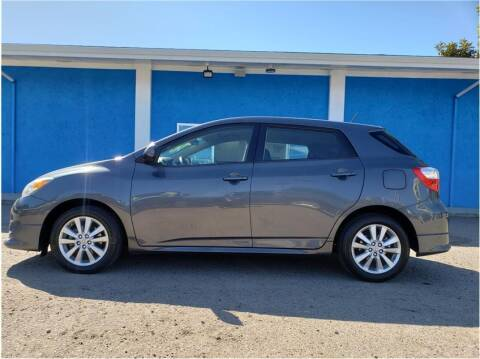 2010 Toyota Matrix for sale at Khodas Cars in Gilroy CA