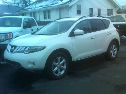 2009 Nissan Murano for sale at University Auto Sales Inc in Pocatello ID