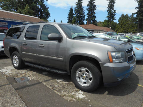 2008 Chevrolet Suburban for sale at Lino's Autos Inc in Vancouver WA