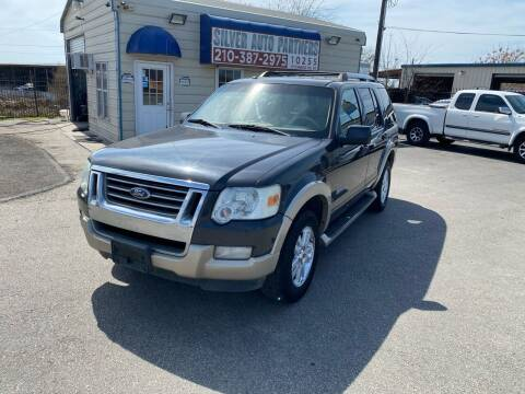 2007 Ford Explorer for sale at Silver Auto Partners in San Antonio TX