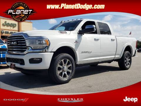 2020 RAM Ram Pickup 2500 for sale at PLANET DODGE CHRYSLER JEEP in Miami FL