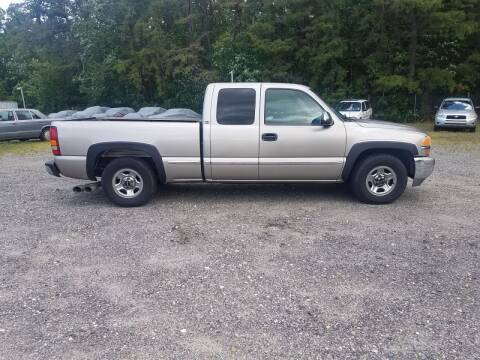 1999 GMC Sierra 1500 for sale at MIKE B CARS LTD in Hammonton NJ