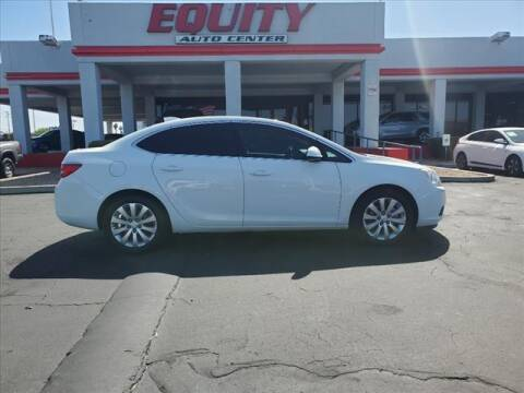 2016 Buick Verano for sale at EQUITY AUTO CENTER in Phoenix AZ