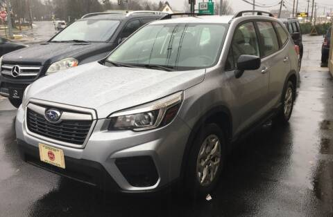 2019 Subaru Forester for sale at BORGES AUTO CENTER, INC. in Taunton MA