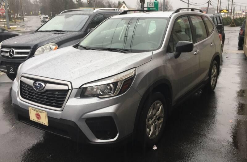2019 Subaru Forester for sale at BORGES AUTO CENTER, INC. in Taunton MA