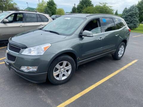 2011 Chevrolet Traverse for sale at Double Take Auto Sales LLC in Dayton OH