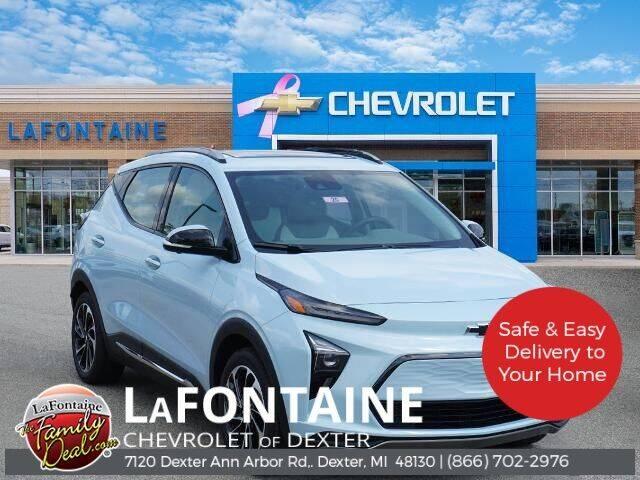 2022 Chevrolet Bolt EUV for sale in Dexter, MI