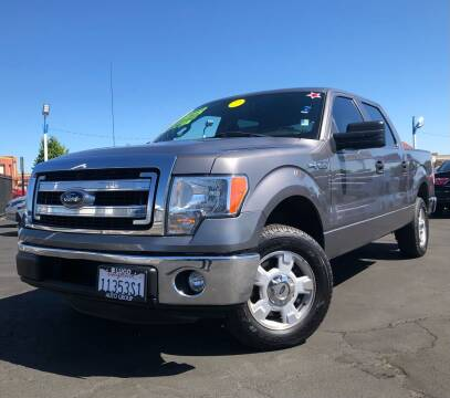 2014 Ford F-150 for sale at LUGO AUTO GROUP in Sacramento CA