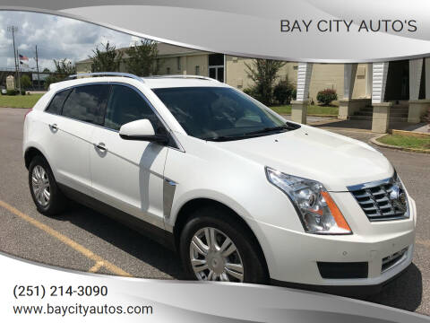 2013 Cadillac SRX for sale at Bay City Auto's in Mobile AL