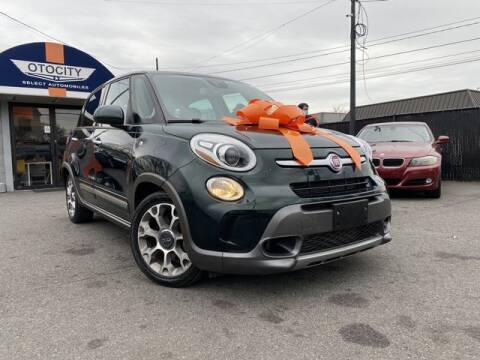 2014 FIAT 500L for sale at OTOCITY in Totowa NJ