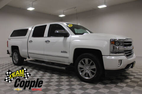 2017 Chevrolet Silverado 1500 for sale at Copple Chevrolet GMC Inc in Louisville NE