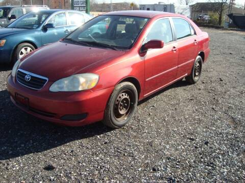 2005 Toyota Corolla for sale at Branch Avenue Auto Auction in Clinton MD