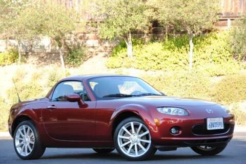 2008 Mazda MX-5 Miata for sale at VSTAR in Walnut Creek CA