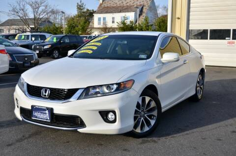 2014 Honda Accord for sale at Lighthouse Motors Inc. in Pleasantville NJ