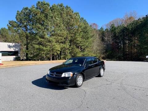 2013 Dodge Avenger for sale at Auto Deal Line in Alpharetta GA
