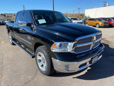 2014 RAM Ram Pickup 1500 for sale at BERKENKOTTER MOTORS in Brighton CO