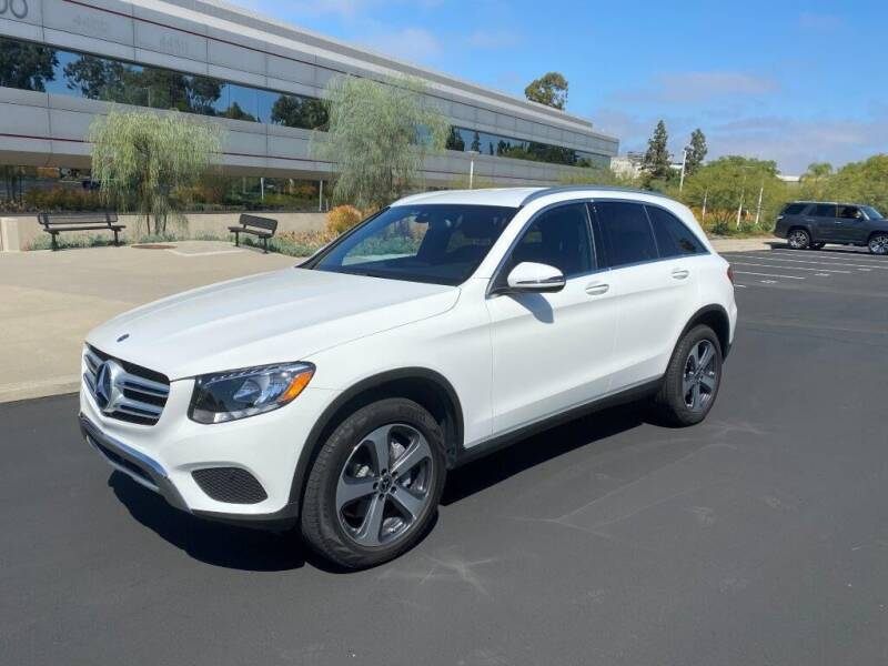 2018 Mercedes-Benz GLC for sale at CAS in San Diego CA